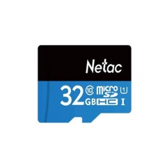 Netac Class 10 32GB Micro SD Card ReadSpeed Up To 100MB/s Video Card For Phone Camera Automobile Data Recorder