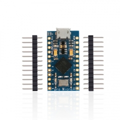 Pro Micro ATMEGA32U4 MCU development board compatible with Arduino 5V/16M