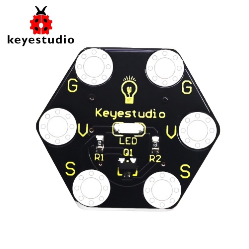 Keyestudio Microbit Honeycomb Digital LED Module for BBC Micro :bit