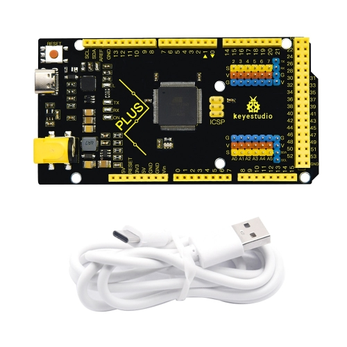 KEYESTUIDO Mega 2560 Plus Board Compatible With ARDUINO MEGA 2560 REV3