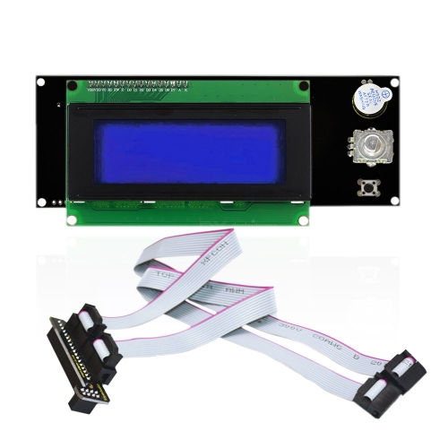 Keyestudio 3D Smart Controller 2004LCD Module+Cable+Adapter Board
