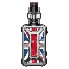 steel bone UK flag SS