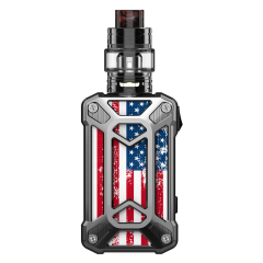 steel case the American flag SS