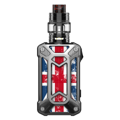 steel case UK flag SS