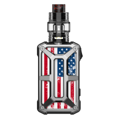 steel bone The American flag SS