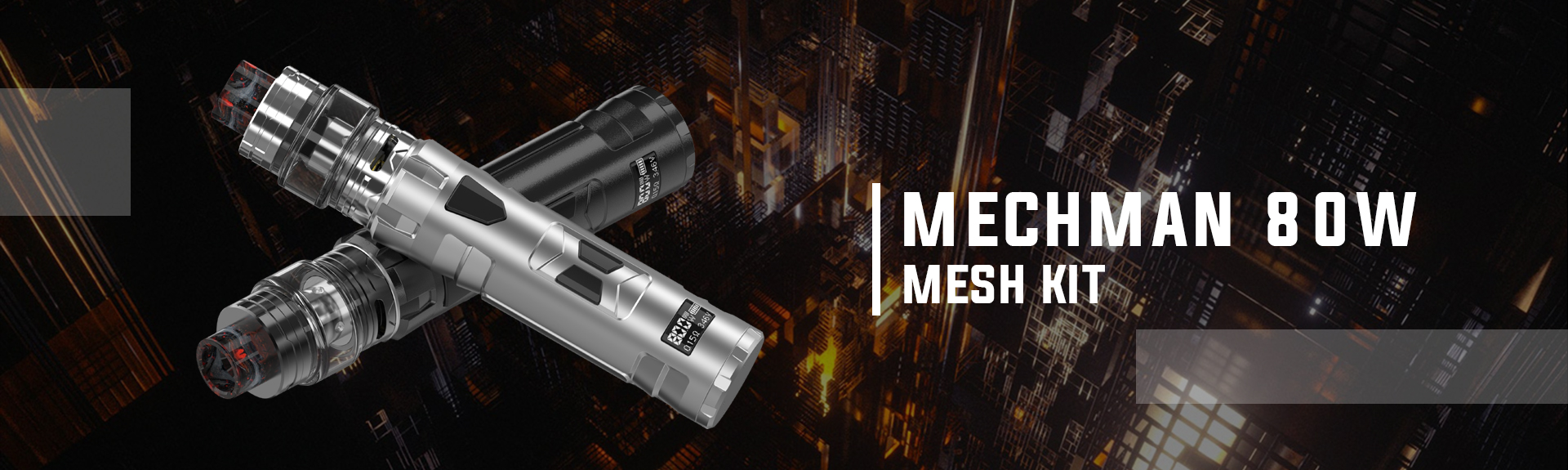 Rincoe Mechman 80W Mesh Kit