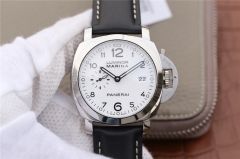Mens Panerai Luminor 1950 PAM499 44mm Stainless Steel Case VS Factory 1:1 P.9000 Mechanical Automatic Mens Watch Watches