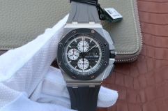 Audemars Piguet Royal Oak Offshore 26400IO.OO.A004CA.01 JF V2 Stainless Steel Black Dial Swiss 3126 26400IO.OO.A004CA.01