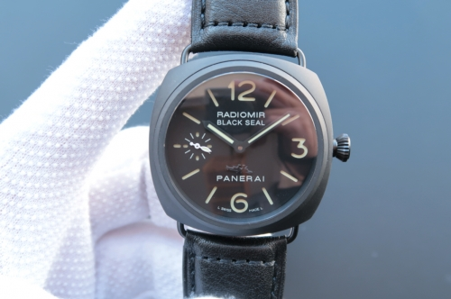Panerai Radiomir Black Seal PAM292 ZF Factory  Ceramic Black Dial Swiss OP XI