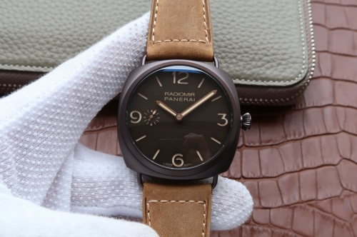 SF Panerai PAM504, brand: Panerai, series: RADIOMIR, style: P3000 manual machine, 47 mm diameter