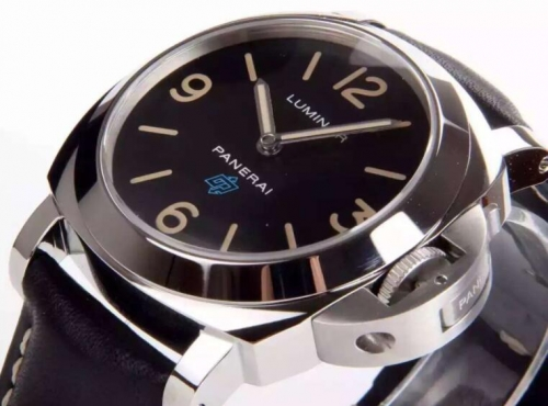 Panerai Luminor PAM 634 Paneristi 15th XF Factory  Anniversary Stainless Steel Black Dial Swiss P3000
