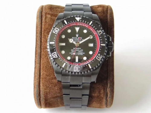 Rolex Sea-Dweller Bamford 116660 VR Factory  PVD Black Dial Swiss 2836-2