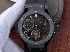 Hublot Big Bang Skeleton Tourbillon Ceramic Skeleton Dial Swiss Tourbillon