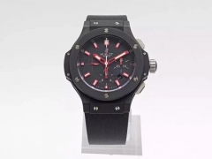 Hublot Big Bang Evolution Red Magic 301.CI.1123.GR HBB V6 Ceramic Black Dial Swiss HUB4100