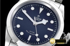 TUDOR KR Factory Tudor Heritage Black Bay 36mm Bracelet Model Heritage Blue Bay 36 SS/SS Black KRF Asia 2824