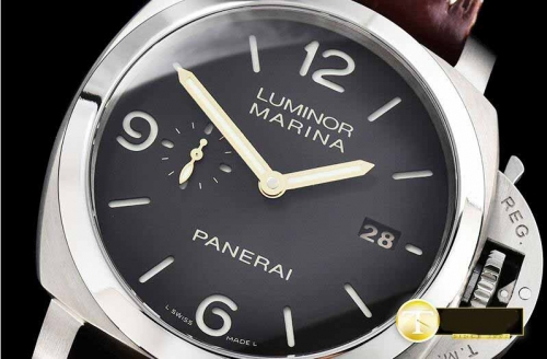 PANERAI VS Factory PAM351 1950 3 Days Automatic in Super Clone P9000 Luminor Marina 28800bph