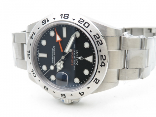 ROLEX BP Factory Best Edition with Asia 2813 Hour Hand Adjustable Correct Hand Stack Movement
