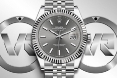ROLEX AR Factory Ref.126334 41mm DateJust Jubilee Edition 904L Steel eta 2824