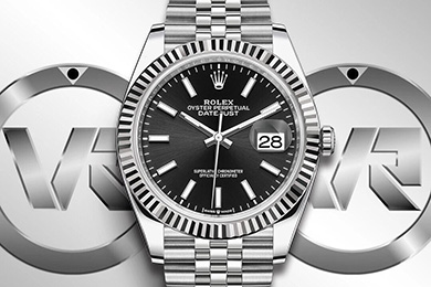 ROLEX AR Factory Ref.126334 41mm DateJust Jubilee Edition 904L Steel SS/SS Black/Stk ETA 3235