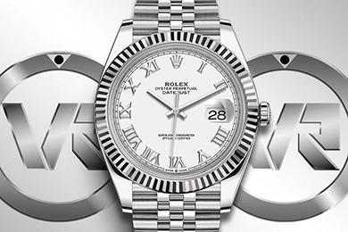 ROLEX AR Factory Ref.126334 41mm DateJust Oyster Edition 904L Steel ETA 2824