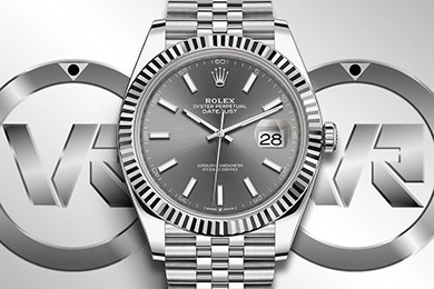 ROLEX AR Factory Ref.126334 41mm DateJust Jubilee Edition 904L Steel eta 3235
