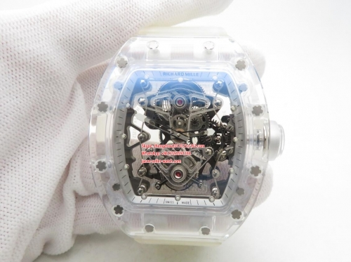 EURF Factory RM056-02 Transparent Tourbillon Limited Edition  Transparent Tourbillon SAP/RU EURF Asia SG