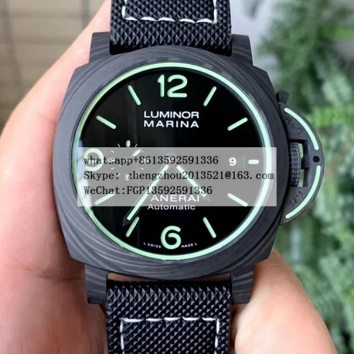 PANERAI VS Factory PAM1118 Luminor Marina Automatic 44mm Case construction 1:1 as per Genuine PAM1118 Lum. Marina Auto 44mm FC/NY VSF P9010