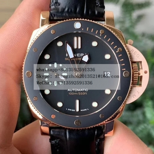PANERAI VS Factory Top Edition PAM974 Luminor Submersible Goldtech 42mm PAM974 Lum Sub GoldTech 42mm RG/LE