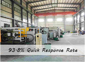 93.8% Quick Response Rate