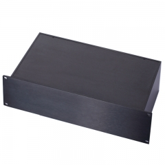 PD002-2U diy aluminum enclosure electrical components enclosures cheap rack cabinet
