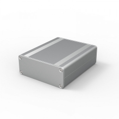 63x25-75 project enclosure metal aluminium junction box electric case manufacturer