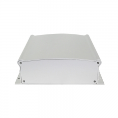 142*44.5Concluding Aluminum PCB Box as Super Power Enclosure and Battery Charger Housing