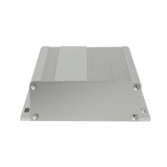 114*37.5China Suppliers New Quality Extruded Aluminum Enclosure profile extruded housing