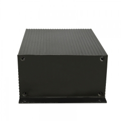 111*58China Supplier customized extruded aluminum junction enclosure and electrical distribution Box