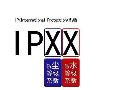 Introduction to the classification of IP waterproof grade standards