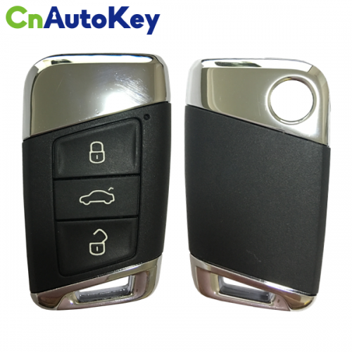 CN001076 ORIGINAL Smart Key for VW Passat Frequency 434 MHz Transponder ID48 ( ID48 CAN ) Part No 3G0 959 752 Keyless GO