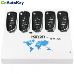 B11 KD900 URG200 Remote Control 3 Buttons Car Key Remote DS Style For KD900