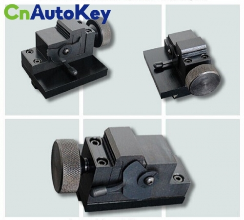 KCM009 Latest Single-Sided Standard Key Clamps for SEC-E9 Key Cutting Machine Single-Sided Standard Key Cutting