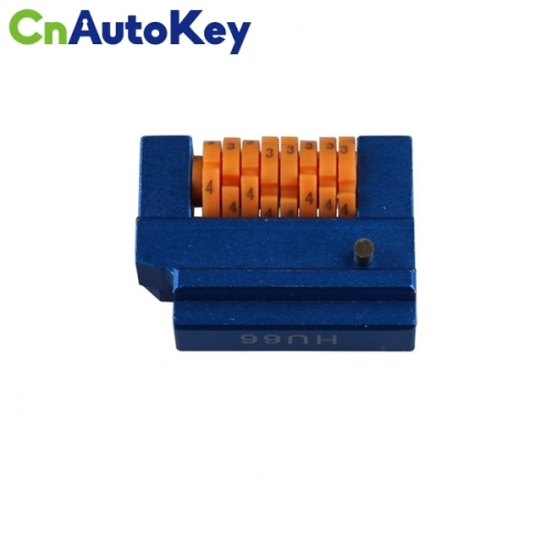 KCM023 HU66 Manual Key Cutting Machine Support All Key Lost for VWAUDISkodaSeat