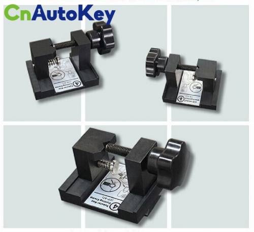 KCM018 New Arrival Tubular Key Clamps for SEC-E9 Key Cutting Machine Tubular Key Cutting