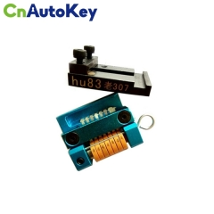 KCM014 HU83 Manual Key Cutting Machine Support All Key Lost for Peugeot 307 Old Models