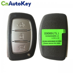 CN020067 2016-2017 Hyundai Tucson Smart Key 3B -433MZ 47chip – 95440-D3000
