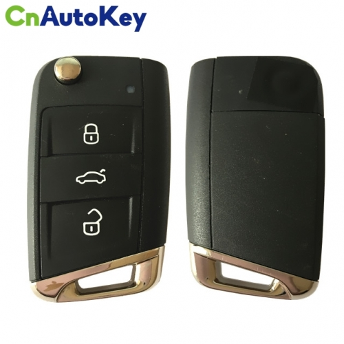 CN001082 ORIGINAL Smart Key for VW  3 Buttons 315MHz ID48 5G0 959 752 BH Keyless GO