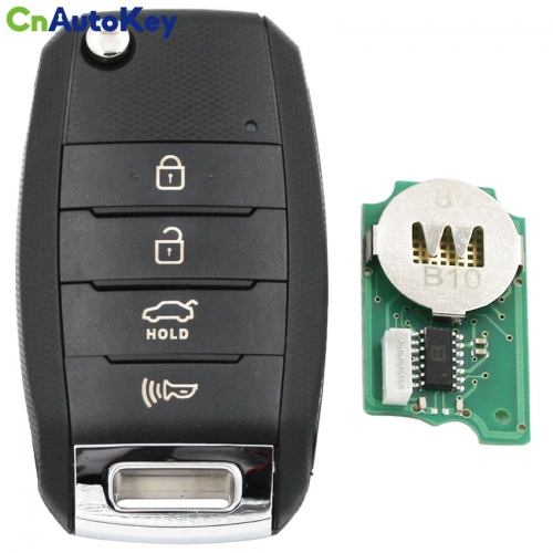 B19-4 B-Serise Universal Remote Control for KD900 + URG200 4 Buttons Car Key