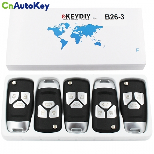 B26-3 Remote Control for KD900KD900+URG200 3 Button Key
