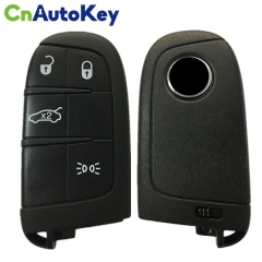 CN017008 ORIGINAL Smart Remote for Fiat 500 500X 4 Buttons 434MHz