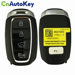 CN020125 For HYUNDAI SANTA FE 4 BUTTON PROXIMITY SMART KEY TQ8-FOB-4F19 95440-S2000