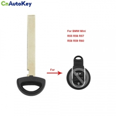 CS006028 Emergnecy Remote Key Blade for BMW Mini R55 R56 R57 R58 R59 R60