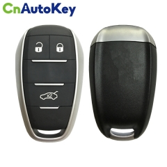 CS092009  Smart Key for Alfa Romeo key shell  3 BUTTON no logo