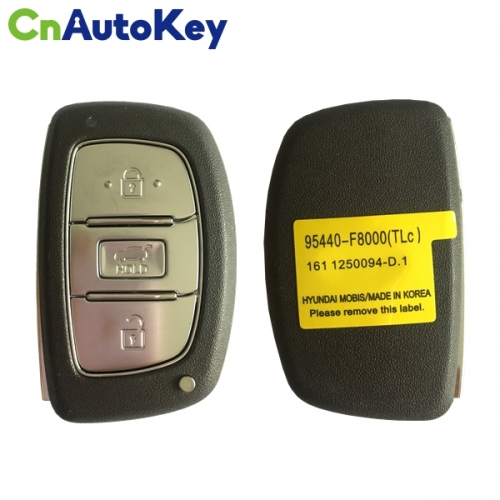CN020128 For Hyundai Tucson Genuine Smart Key Remote 2018, 3 Buttons 433MHz 95440-F8000